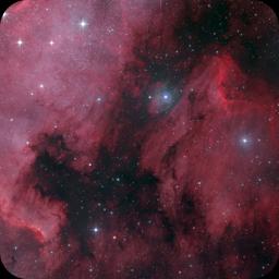 NGC7000 DSS