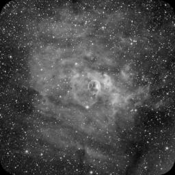 NGC7635 2016 Ha